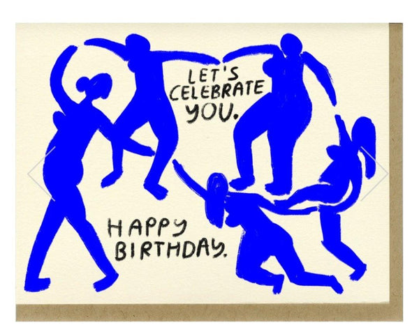 Celebrate You Card - shopbanshee - People I've Loved