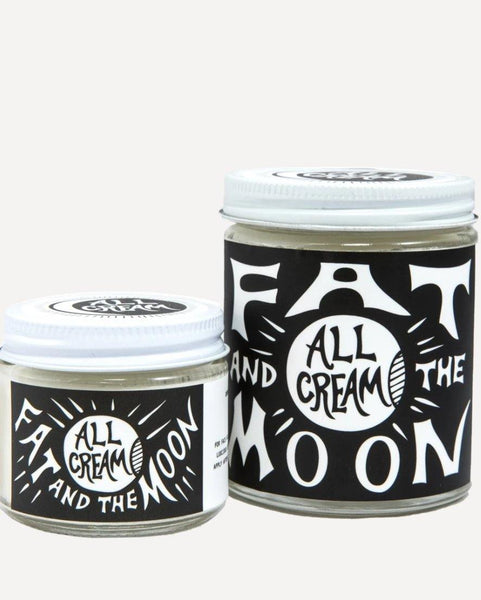 All Cream - shopbanshee - Fat and the Moon