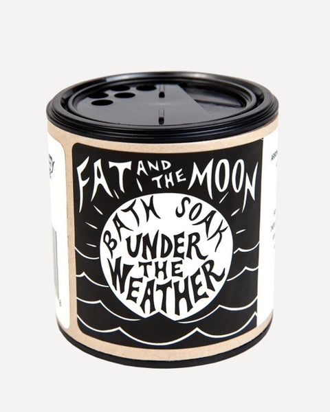 Under the Weather Bath Soak - shopbanshee - Fat and the Moon