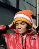 Cotton Knit Beanies - Assorted Colours