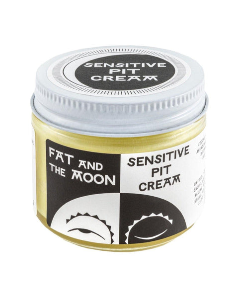 Sensitive Pit Cream Deodorant - shopbanshee - Fat and the Moon