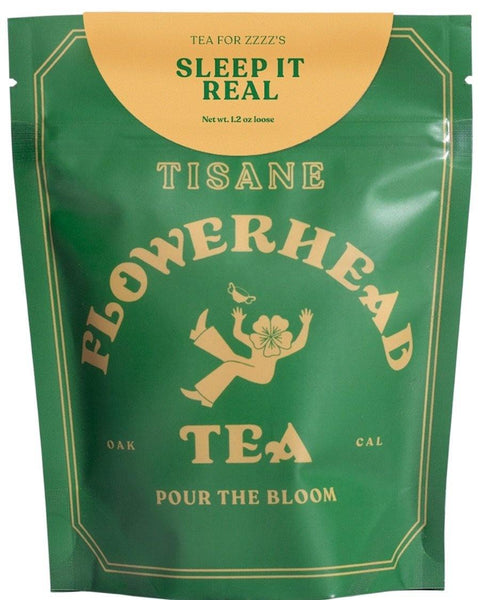 Sleep It Real Loose Tea - shopbanshee - Flowerhead Tea