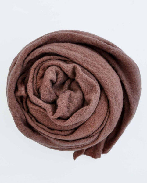 Wool Cloud in Rosewood - shopbanshee - Scarf Shop