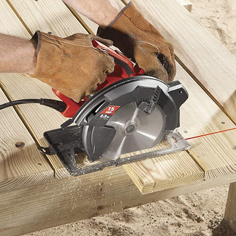 4 Inch Circular Saw with Beam Laser Guide