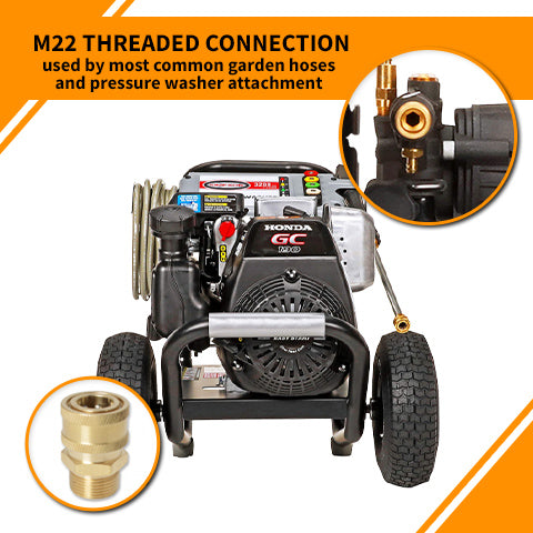 gas pressure washers on sale