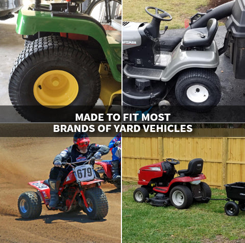lawn tractor tires