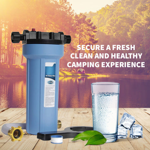 rv water filter parts