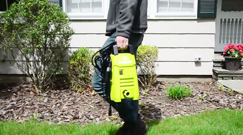 Compact and lightweight SPX200E Compact Electric Pressure Washer