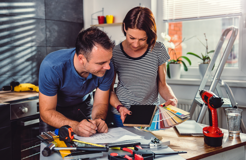Enhancing skill through doing DIY projects