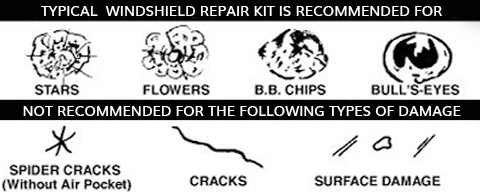 windshield repair kit best