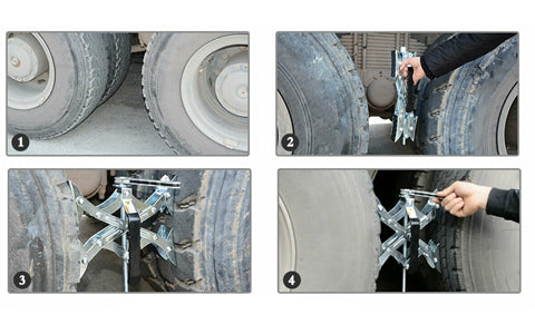 car wheel stabilizer