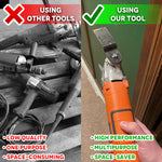 Oscillating Tool Vs. Other Tools