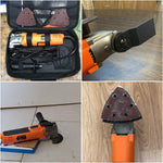 Customer review images of 31 in 1 Oscillating Tool