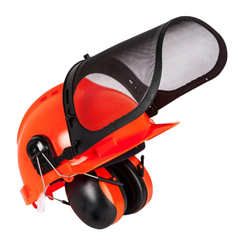 5-in-1 Hard Hat Helmet and Ear Muffs