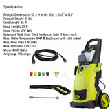SPX3000 Electric Pressure Washer