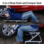 "36"" Convertible Creeper Seat"
