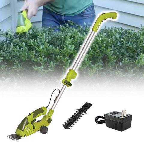 HJ605CC Cordless Grass And Hedge Trimmer