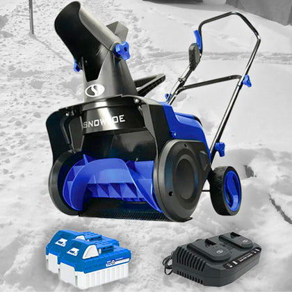 15 Inch Electric Snow Thrower