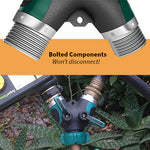 garden hose splitter 3 way