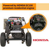 gas pressure washers for sale