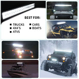 led light bar off road