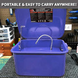 Portable Automotive Parts Cleaner