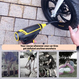 portable air pump