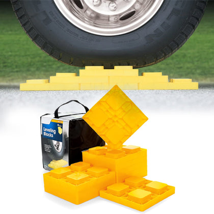 RV Leveling Blocks (10-Pack)