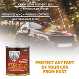 rust preventive coating for cars