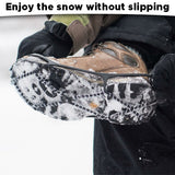 Snow and Ice Traction Cleats