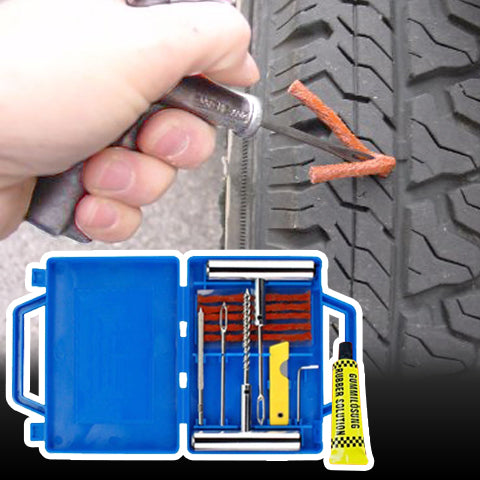 tire patch plug kit