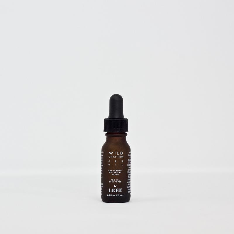 Leef Wild Crafted Skin Oil