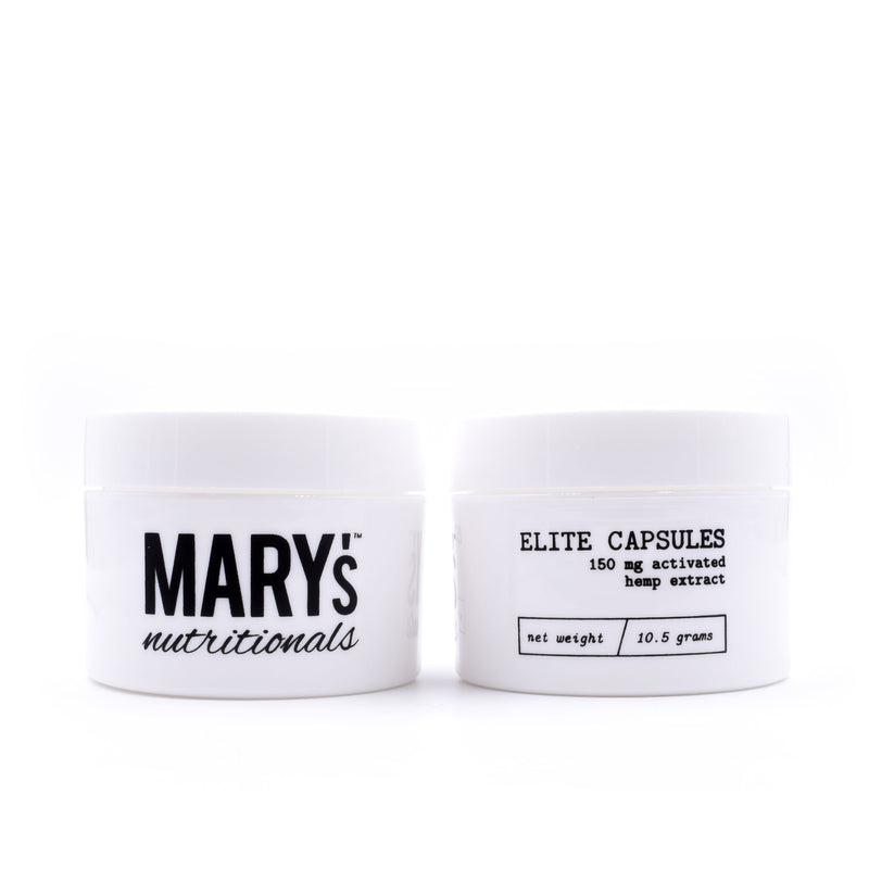 Mary's Nutritional Elite Capsules 30ct 150mg