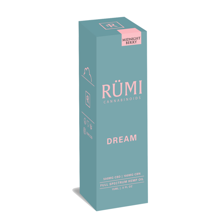 Rumi Cannabinoids Dream 500mg