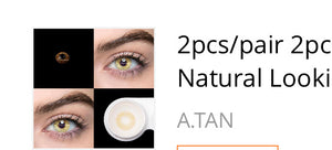 Fashion Contacts