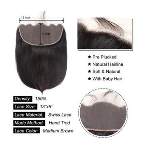 The Reaux Hair Frontals(Silver Line)