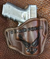 Add U.S. Air Force Carving To Your Holster
