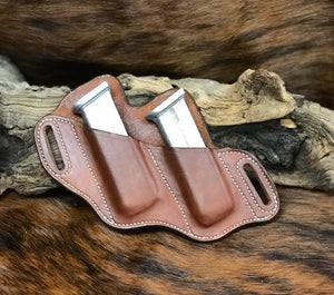 Double Slant MAG HOLDER- A Custom Fit