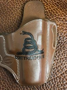 Add Don't Tread On Me To Your Holster