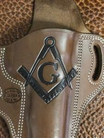 Add Freemason Logo To Your Holster