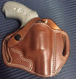 Add Strap & Snap to Holster