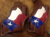 Add Texas Flag Carving To Your Holster