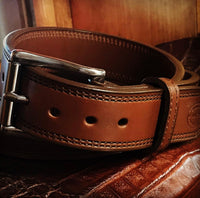 "1.5"" Double Thick Carry Belt- Customizable"