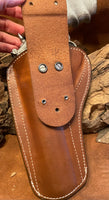 A CUSTOM FIT TO YOUR GUN-SHOULDER HARNESS & HOLSTER