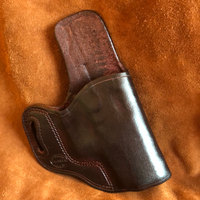 Azle Crossdraw Holster for Walther PPQ-RH/ Mahogany