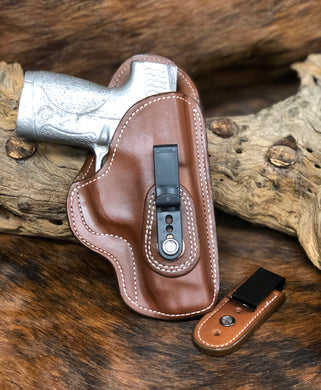 Tuckable IWB- A Custom Fit To Your Gun