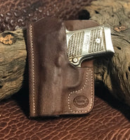 A CUSTOM FIT TO YOUR GUN-POCKET GUARD