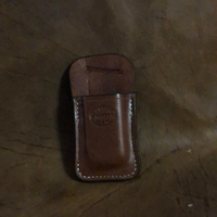 Azle Pocket Mag Holder for Springfield XDS- Saddle Brown