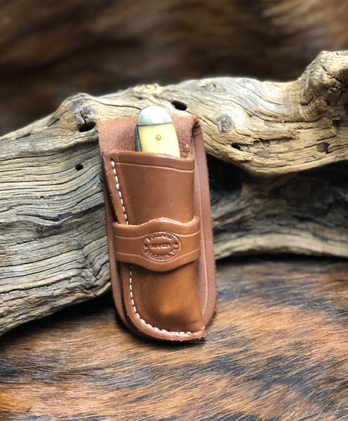 Cowboy Knife Sheath for Trapper