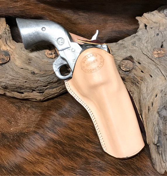 Cowboy Crossdraw for Revolvers- A Custom Fit to Your Gun